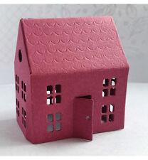 Stanzschablone cutting Die 3D House 1 Haus Gebäude DIY Nellie Snellen HSFD006