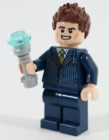 LEGO DOCTOR WHO 10TH DOCTOR MINIFIGURE DR WHO MADE OF LEGO PARTS