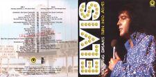 Elvis Watching Dreams Turn Into Ashes 2cd Digipak Sealed New Live 1972 Las Vegas