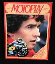 R9 > MOTOPLAY ANNO 1 N. 1 DICEMBRE 1979