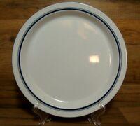 """DANSK BISTRO - CHRISTIANSHAVN BLUE - 10 1/2"""" DINNER PLATES - PORTUGAL"""
