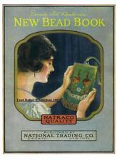 1924 Emma Post Barbour's New Bead Book Rare on CD