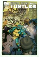 Teenage Mutant Ninja Turtles #4 Cover A 2011 IDW Comic Book Signed by Tom Waltz