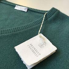 Brunello Cucinelli Cashmere Sweater M Medium