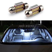 2X 31MM Festoon DE3175 LED Map/Dome Interior Light Bulbs 6000K White Canbus