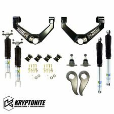 Chevy DURAMAX 2500KRYPTONITE STAGE 3 LEVELING KIT WITH BILSTEIN SHOCKS 2011-2019