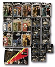 Star Wars 40th 23pc Collector Set - Figures, Carships, Starships & Legacy Pack