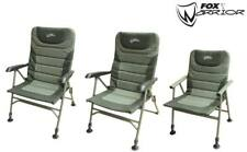 GUERRIERO Nuovo di Zecca Fox ® Arm Chair-Sedia Carpa standard ()