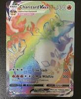 Pokemon Cards Repack!!! NM CHARIZARD VMAX SECRET RARE *READ DESCRIPTION*