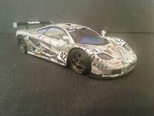 1/43 Minichamps McLaren F1 GTR Yacco 1995 Le Mans 13th Laribiere, Sourd, Poulain