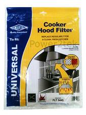 FABER cappa universale Filtro estrattore grasso 114 x 47cm tagliata a misura UK