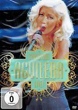 DVD NEU/OVP - Christina Aguilera - Live