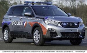 1:43 Peugeot 5008 Police Nationale 2020 Norev 473895 - Livraison Septembre 2021