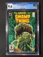 Saga of the Swamp Thing #28 CGC 9.6 (1984)