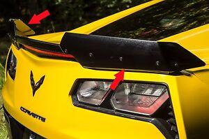2015-2019 Chevrolet C7 Corvette Genuine GM GS / Z06 Stage 2 Rear Spoiler Upgrade