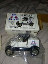 Ertl 1918 Runabout Bank Big A Autoparts