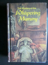 The Three Investigators The Mystery Of The Whispering Mummy HB Weekly Reader (a)