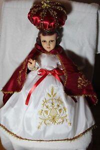 Vestido Nino Dios, Ropa Niño Dios, Ropa Nino Dios,  De La Salud Talla #30
