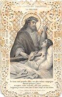 Canivet Les croix des Chrétiens - La maladie  XIXe Siècle