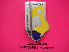 Promotions . B DE LATTRE DE TASSIGNY - EOR 74 06