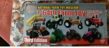 New 2021 National Farm Toy Museum Price Guide 3nd Edition  1/64Tractor&Machinery