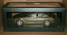 1/18 Scale BMW Gran Coupe 650i Diecast 6-Series F06 Car - Paragon Models Bronze