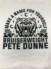 Pete Dunne Make A Name For Yourself Bruiserweight 1993 White Shirt WWE Progress