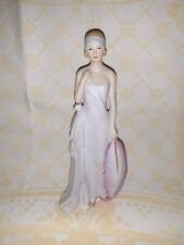 ART DECO 1920's STYLE PORCELAINE Figurine Statuette