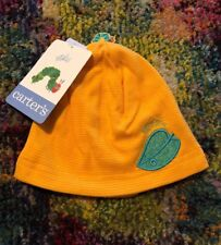 Carter's Eric Carle The Very Hungry Caterpillar Book Inspired Infant Hat Beanie