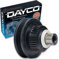 Dayco Harmonic Balancer for 1997-2010 Ford Explorer 4.0L V6 - Engine co