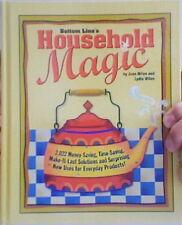 Bottom Lines Household Magic (2,022 Money-Saving,