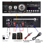 Brand New 200W Mini Bluetooth Amplifier HiFi Stereo AMP Bass MP3 Audio Receiver