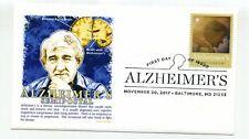 B6 Alzheimer's Panda Cachets, pictorial , FDC