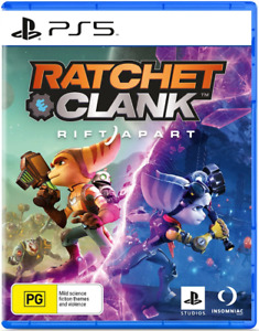 Ratchet & Clank Rift Apart PS5 Game NEW