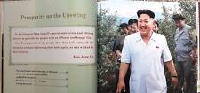 TRANSLATING THE PEOPLE'S DREAMS rare Kim Jong Un North Korea DPRK Propaganda
