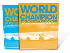 WORLD CHAMPION BY TECHNICAL KNOCKOUT, 1969 RACING SEASON WITH PORSCHE