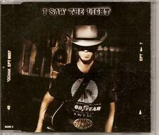 THE THE I Saw The Light 4 track CD single AUSTRIA MATT JOHNSON
