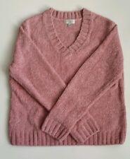 Studioworks sweater sweatshirt. XL.pink.