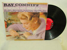 Ray Conniff - Memories Are Made Of This (LP)