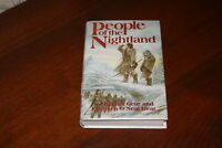 People of the Nightland by W. Michael & Kathleen Gear 2007 First Edition