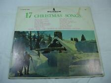 17 Christmas Songs - The Church Of The Holiness - Hudson Records Mono