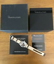 Hamilton Khaki Field Mechanical Heritage H69429901 New B&P - Purchased 7/2019