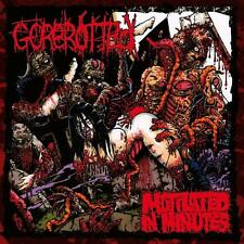 GOREROTTED - Mutilated In Minutes CD