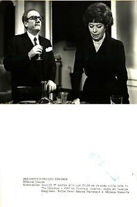 """FOTO ORIGINALE ARCHIVIO RAI TV- """"LE MILANESI-ADA- con F. Passatore e A.Vianello"""