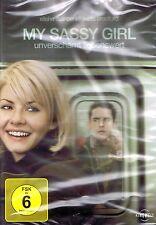 DVD NAU/OVP - My Sassy Girl - Unverschämt liebenswert - Elisha Cuthbert