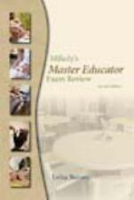 Exam Review for Milady's Master Educator, Milady, Acceptable Book