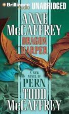 DRAGON HARPER unabridged audio CD by ANNE McCAFFREY - Brand New - 9 CDs 10 Hours