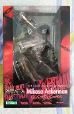 Attack on Titan Shingeki no Kyojin Mikasa Ackerman Kotobukiya ArtFx 1/8 Scale