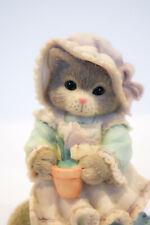 Calico Kittens Love Bloms Fur-ever 102644 Kitten With Flower in Pot