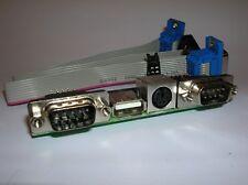 Commodore Amiga 1200 port adapter 5+2 PS/2 i USB